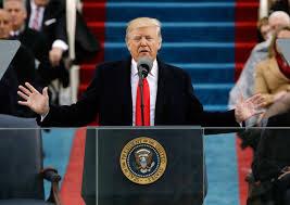 トランプ大統領就任