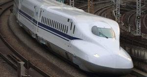 のぞみ新幹線