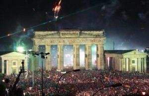 東西ドイツの統一