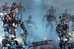 人工知能が世の中を支配する世界
