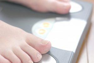 宿便を出すことによって体重が減る