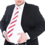 中年太りの悩み
