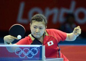 卓球と動体視力の関係
