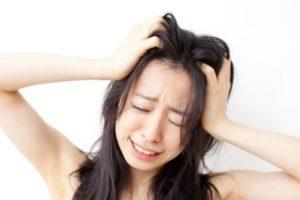 女性の口ひげとストレスの関係