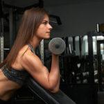 女性の筋力トレーニング