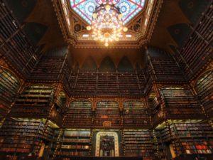 王立ポルトガル図書館
