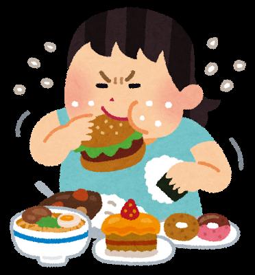 中弁太り対策には糖質の取り過ぎに注意