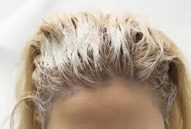 ヘヤーカラーと薄毛の関係