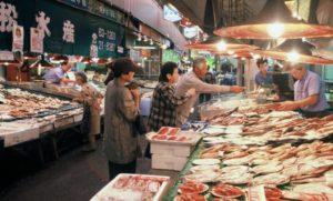 近江町市場-1