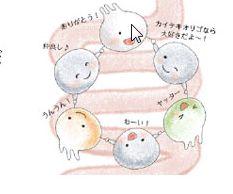 オリゴ糖とビフイズス菌の関係