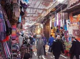 モロッコのスーク