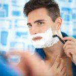 朝髭を剃るタイミング