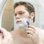 髭の剃り方と濃さの関係