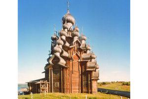 キジ島の木造教会群-1