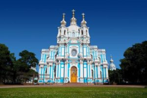スモーリヌイ聖堂