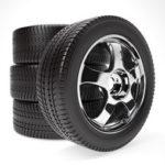 タイヤの色は黒と決まり