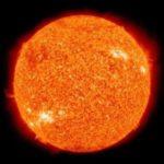 宇宙上の酸素はなくても太陽は燃えることができる