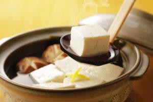 京都といえば湯豆腐